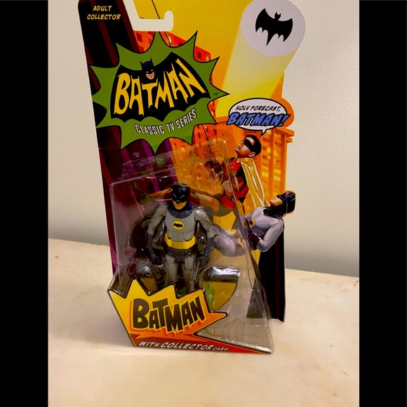 Mattel Batman Classic TV Series Collector Figure